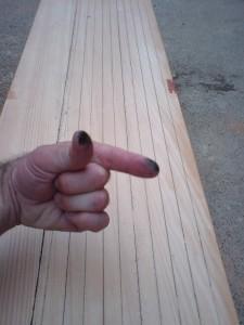 finger ink